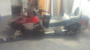 Polaris iq 700 touring clean fire 2006