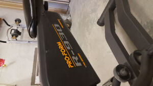 Pro-Form R-930 ABS workout machine. Just in time for a new years