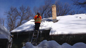 ROOF TOP ICE AND SNOW REMOVAL Peterborough Peterborough Area image 4