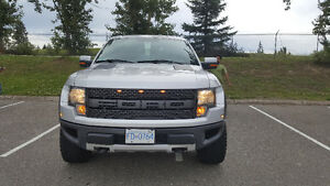 2011 Ford F-150 SVT RAPTOR Pickup Truck Prince George British Columbia image 4