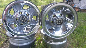 15 factory ford rims