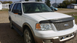 Reduced firm pricing!!! 2003 FORD EXPEDITION