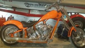 04 MIDWEST CUSTOMS SOFTAIL CHOPPER
