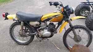 Kawasaki 175 enduro