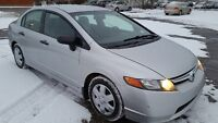 2008 Honda Civic DX**Safety & E-Test INCL.**