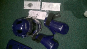 Martial Arts Equipment by Century Gloves Shin Helmet & Feet Gear