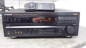PIONEER RECEIVER WITH REMOTE