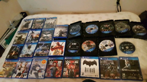 Playstation 4 Games In Welland OntarioStarting from $10.00 & up