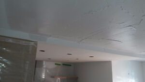 SMOOTHOUT  THAT TEXTURE (POPCORN) CEILING,  (ASBESTOS INCLUDED) Downtown-West End Greater Vancouver Area image 9