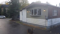 Newly renovated mobile home for sale in Fernie!!