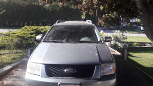 Ford Freestyle 2006, needs transmission