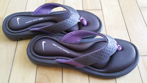 Tong Nike comfort foodbed taille 7