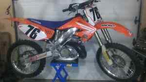 Awesome condition 2002 Cr 250