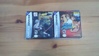 RARE Game Boy Advance games, complete (Nintendo DS/GBA/SP)