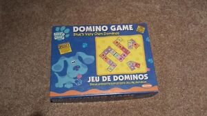 Blues Clues Domino Game