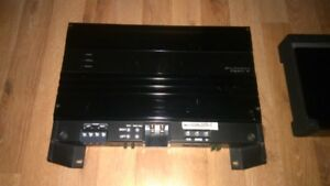 ROCKFORD FOSGATE P550.2 2 CHANNEL AMP FOR SALE OR TRADE