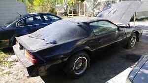 1982 Chevrolet Camaro Z28 350 V8