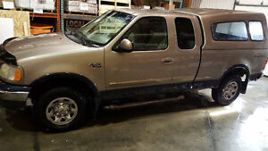 CAMIONNETTE 2001 Ford F-250
