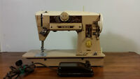 Sewing Machine SINGER - Machine à coudre - Vintage -