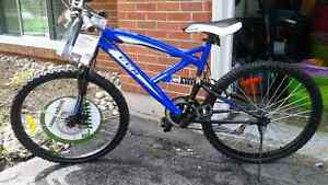 "2 CCM Alpine 26 "" Mountain Bikes"
