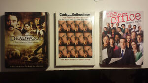 TV DVDs for Cheap! Buy 3 get 1 free!