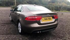 2016 Jaguar XE 2.0d (180) SE 4dr Auto Automatic Diesel Saloon