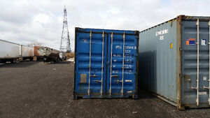 Shipping and Storage Containers (SeaCans) - 40' and 20' - SALE!