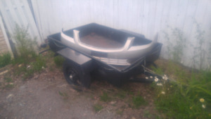 Utility trailer...STILL AVAILABLE