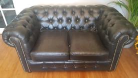 Chesterfield double sofa