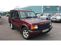 LAND ROVER DISCOVERY TD5 7 SEATER 4X4 DIESEL MANUAL TOW BAR GREAT DRIVE 133K