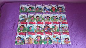 24 Dora Books : Phonics Reading Program