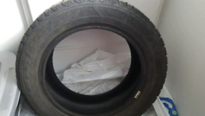 Winter tires/Pneus d'hiver