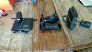 Wireless Routers (three available)