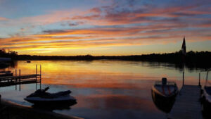 Cottage Rental 1.5 hrs From Toronto,  Quinte West on the Trent.