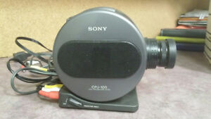 Sony CPJ-100 LCD Projector Cornwall Ontario image 1