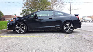 2015 Honda Civic Si Coupe 2.4 (2 door)  Lease Takeover