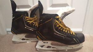 (Used) Pro Stock Bauer Supreme NXG Skates- 12D