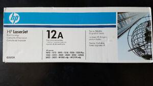 HP LaserJet 12A Toner