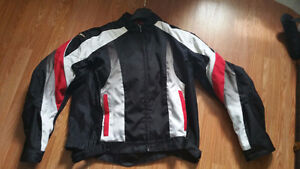 Men's Teknic Motorcycle Jacket. Size 44. Great Condition $250obo