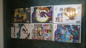 Nintendo wii, and more