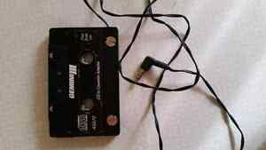 CD TO CASSETTE ADAPTER $5. CALL 519-673-9819 London Ontario image 1
