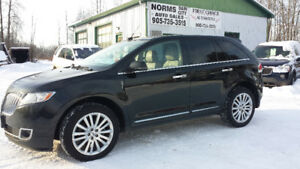2013 Lincoln MKX SUV, Crossover A.W.D.