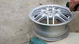 14 x 5 1 1/2 Rims for Honda or Toyota $80 for set of 4
