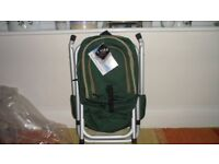 Compact Rucksack and Seat - brand new