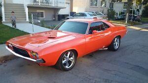 ***1973 Dodge Challenger******