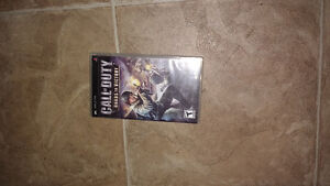 Selling call of duty: roads to victory $5.00 St. John's Newfoundland image 1