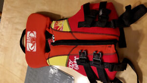 Life Jacket for a child (30 to 60 lb)
