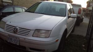 1999 Volkswagen Jetta for sale