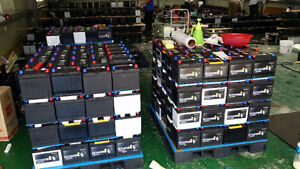 USED CAR BATTERIES FOR SALE CHEAP!