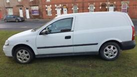 Vauxhall Astravan 1.7DTi 16v 2003 Envoy PX Swap Anything considered
